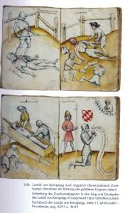 Schwertkampf nach Lichtenauer undTalhoffer