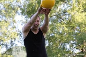 Kettlebell Training