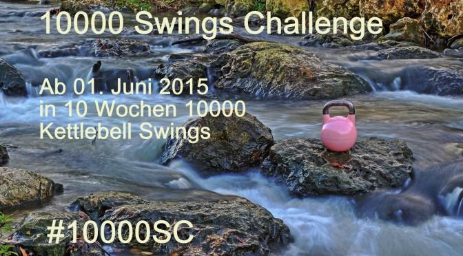 10000 Swings Challenge
