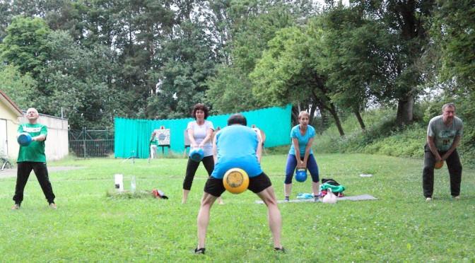 Aufgabe: Zehntausend Swings in einer Trainingseinheit