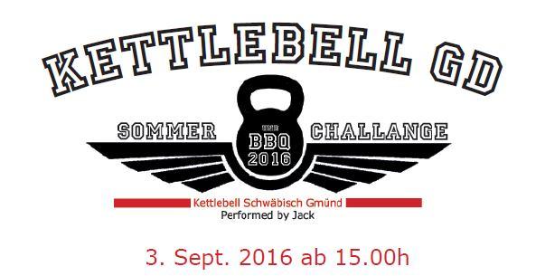 Kettlebell Sport Sommer Challenge