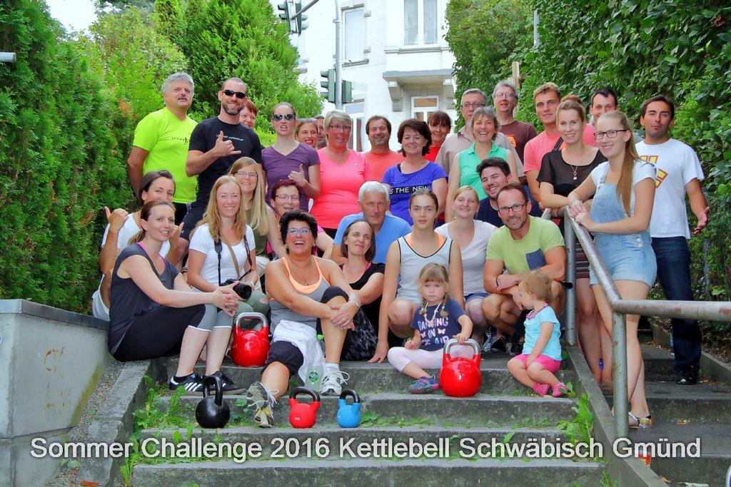 Sommer Challenge mit tollen Leistungen gemeistert