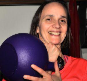 claudia-scheibke kettlebell 10000 Swing Challenge