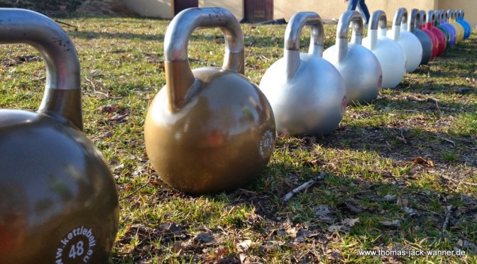 the beast line of kettlebells