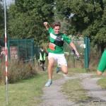 Philipp Baur, deutscher Meister und Silbermedaillengewinner U17