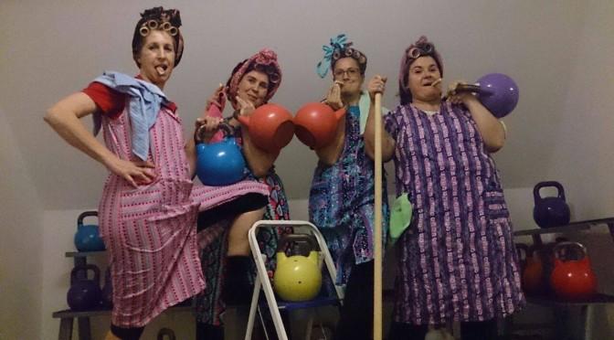 Kettlbell Hausfrauen 23.12.2014 07 55 00