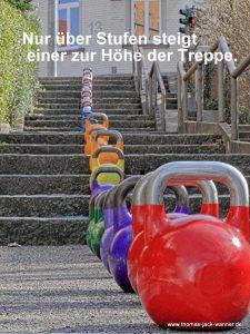 Kettlebell treppe