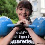 Andrea Mürdter, Kettlebell Schwäbisch Gmünd, Gesundheitssport, Breitensport, Erfolg