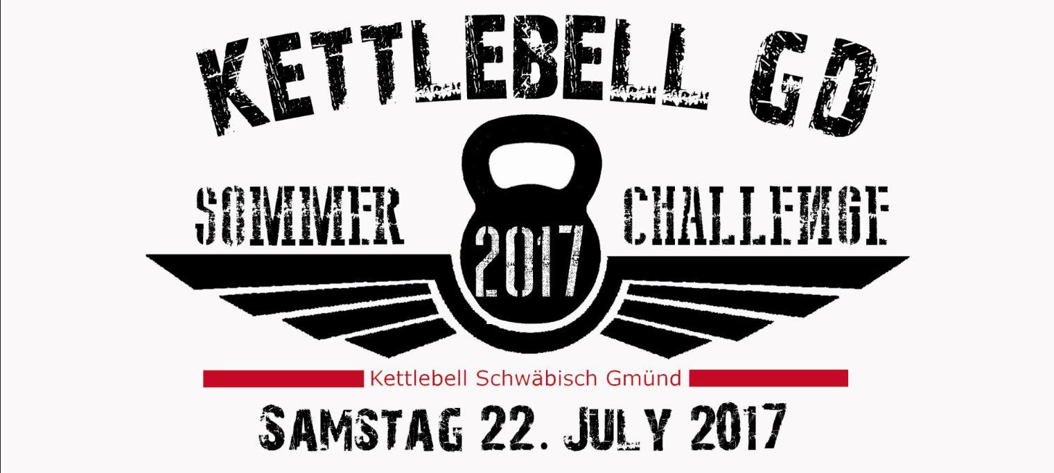 Das regionale Kettlebell Sport Event in GD