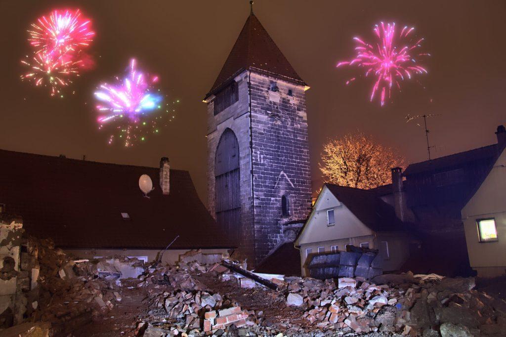 Rinderbacher Torturm