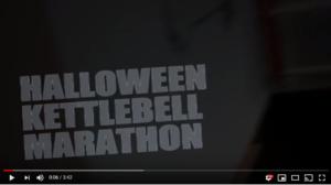 Sceenshot Halloween Video
