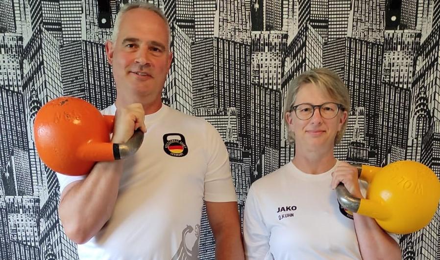 2 Gmünder Kettlebellsportler erfolgreich bei Europameisterschaft